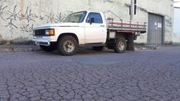 Caminhonete A10 carroceria de madeira - 1986