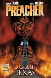 Preacher - Vol. 1, 2, 4 e 5 (HQs / Graphic Novel)