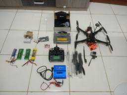 Drone TBS DISCOVERY completo. Pronto para voar!
