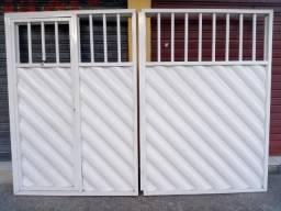 Portão de Aluminio