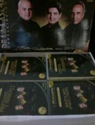 Dvds para doação
