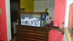 Vendo aquario marinho 120 litros