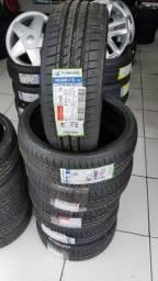 Pneus 165/40/17 Novo linglong green max com garantia