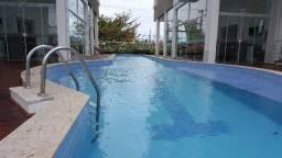 Lindo apto a 100 metros da praia, piscina e churrasqueira em Campeche