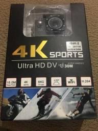 Câmera Sport Ultra HD 4K