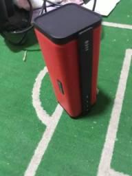 Caixinha de som Speaker R$ 140,00