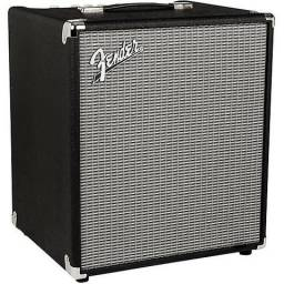Amplificador para baixo Fender Rumble 100 (220V) V3 - Estoque Imediato