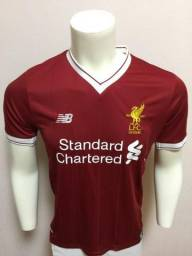 Camisa Liverpool New Balance