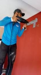 Instalação e Higienização de splits e ar Janeleiro