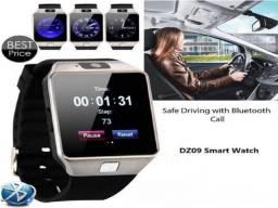 Smart Watch Bluetooth Relógio Android -Novo - Entrega Grátis