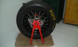 Roda completa para bike chooper