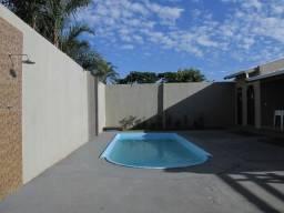 Espaço para festa e eventos com piscina