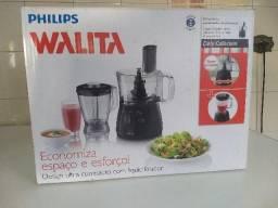 Processador de alimentos com liquidificador Walita