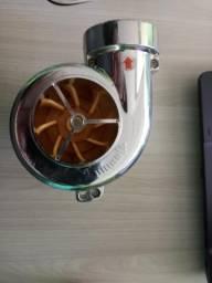 Turbo eletrico para motos