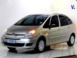 CITROËN XSARA PICASSO 2010/2011 1.6 I EXCLUSIVE 16V FLEX 4P MANUAL - 2011