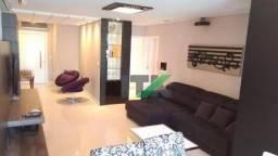 Apartamento 2 suítes, mobiliado, à venda, 105 m² por R$ 920.000 - Centro - Balneário Cambo