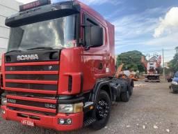 Scania R124 Ga 400 6x2 2003 - 2003