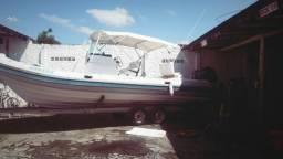 Lancha Flexboat - 12 passageiros - 2009