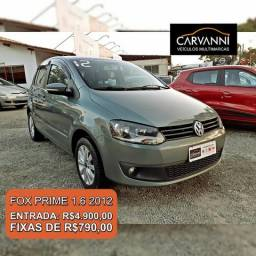 Volkswagen Fox Prime 1.6 - Completo - 2012