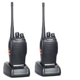 Rádio Comunicador Walk Talk Baofeng 777s Alcance 12km 16 Canais (NOVO)
