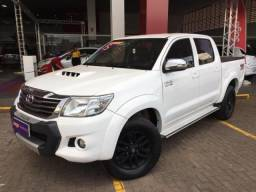 TOYOTA  HILUX 3.0 SRV 4X4 CD 16V TURBO 2015 - 2015