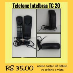 Telefone Intelbras TC 20