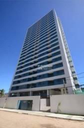 Apartamento com 3 dormitórios à venda, 64 m² por r$ 284.000 - candeias - jaboatão dos guar