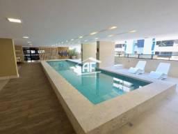 Apartamento com 131m² - 1 suite master, 2 suítes sociais, Excelente localização na Játiuca