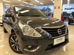 Nissan Versa 1.6 16vstart sl - 2018