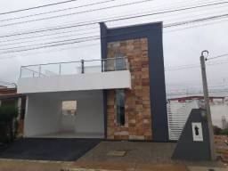 Aluga-se Casa 3/4 no Cond. Veronique, Incluso Condomínio e Iptu, Mossoró-RN
