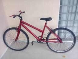 Bicicleta feminina aro 26 com pouco uso