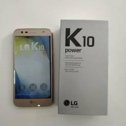 Vendor celular lg k10 power 32g nota fiscal na garantia 992524020