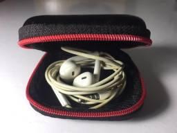 Case para fones de ouvido - Produto Novo