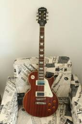 Guitarra Les Paul Epiphone Standard Mahogany Top