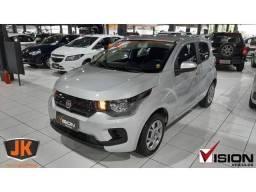 2. Fiat Mobi Drive 1.0 2018 - GNV G5 - Baixo KM