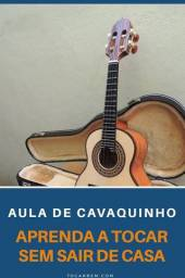 Aprenda a tocar Cavaquinho mesmo Sendo Total iniciante (Leia a descrição)