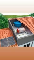 Conserto Aquecedor Solar ou Boiler