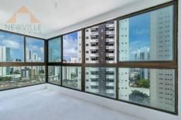Apartamento com 3 quartos à venda, 97 m² por R$ 795.000 - Boa Viagem - Recife