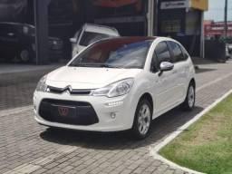 C3 2014/2014 1.6 EXCLUSIVE 16V FLEX 4P AUTOMÁTICO