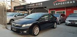 Honda Civic Sedan LXR 2.0 Flexone Automatico 2014