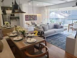 Apartamento com 2 dormitórios c/suite à venda, 70 m² por R$ 735.000 - Chácara Santo Antôni