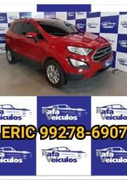Carro ford new ecosport 1.5 se 2019 r$ 61.900,00 - rafa veículos - eric - 2019