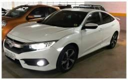 Civic 2017 G10 Exl Aut(Cvt) 2.0 Flex Branco Perolizado - 2017