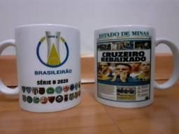 Caneca personalizada ( Cruzeiro rebaixado)