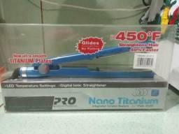 Chapinha Profissional Nano Titanium Progressiva