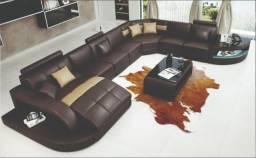 Sofa padrão luxo (compre sem sair de casa)