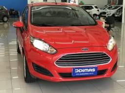 New Fiesta SE 1.6 - 2017 com 39 mil km - 2017