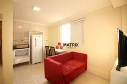 Apartamento com 1 dormitório para alugar, 39 m² por r$ 1.500,00 - centro - curitiba/pr