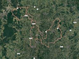 G) JB13895 - Terreno rural com 48há na cidade de Caratinga em LEILÃO