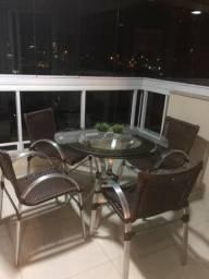 Vendo apartamento com 3/4 sendo 1 suíte no bairro Tabajaras em Uberlândia